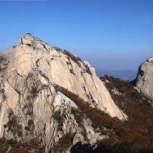 """Proche de Seoul, le Bukansan (c) Kimdaejung/""""Pixabay"""""""