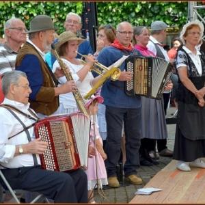 """Belgique: Ensemble """"Plovinete"""""""