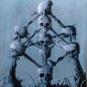 """Brux-Hell""(c) David P."