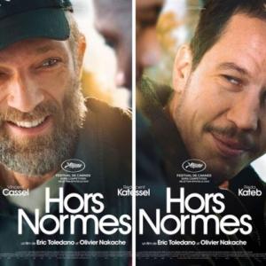 """Cinéma : """"Hors Normes"""", en salles, à Bruxelles, et avec une Rencontre, à Namur"""