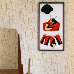 "Costume ""La Danse du Feu"", dans le Dressing (c) Lola Pertsowsky"