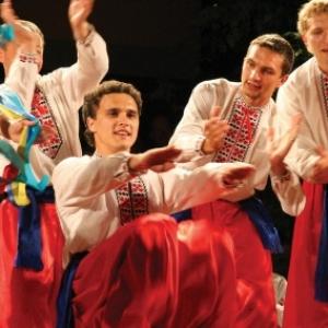 "Ukraine : ""Folk Dance Ensemble Podillya"", de Khmelnitsky"