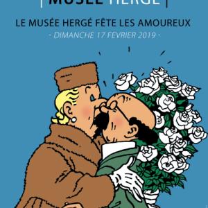 """""""Les Bijoux de la Castafiore""""/1963/case 8 de la page 56 (sans le texte) (c) Herge-Moulinart 2019"""