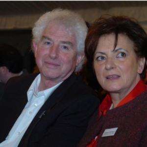 """Nathalie et Jean-Felix Tirtiaux, les fondateurs de """"Namur en Mai"""""""