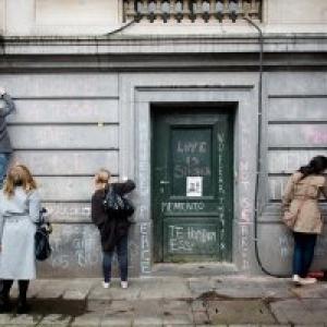 """""""Bruxelles/23-03-2016/Manneken Peace"""" (c) Guillaume-""""La Libre Belgique"""""""