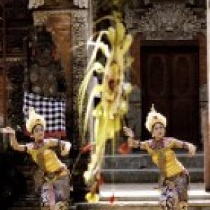 "1969/Denpasar/Danse Legon (c) Burt Glinn/""Magnum"""