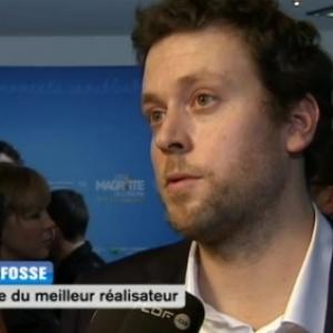 """Pour """"A perdre la Raison"""", qui remporte 4 """"Magritte"""", en 2013 (c) """"RTBF"""""""