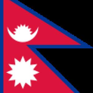 Le Drapeau du Nepal