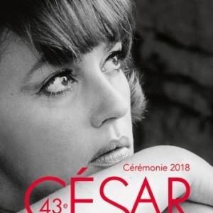 """Affiche officielle de la 43ème Ceremonie des """"Cesar"""""""