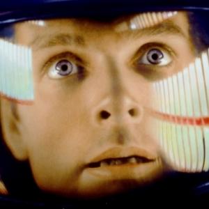 """2001 l Odyssee de l'Espace"" (c) Stanley Kubrick/""Warner Bross"""