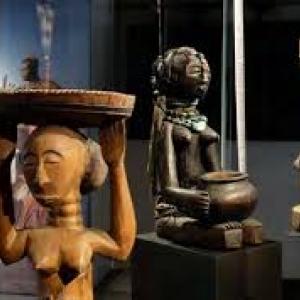 """Ethnologie africaine (c) """"Kirkam""""-""""Musée L"""""""