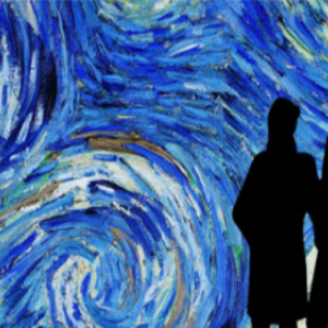 """Van Gogh - The immersive Experience"", a la Bourse"