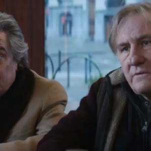 "Competition internationale : ""Convoi exceptionnel"" (Bertrand Blier), avec Christian Clavier et Gerard Depardieu"