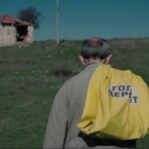 Ivan Fransunov, en tournée, à la frontière bulgaro-turque