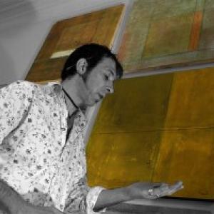 Le Peintre Daniel Ferre