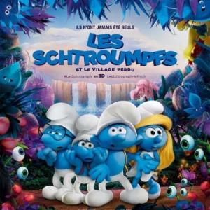 """""""Les Schtroumpfs et le Village perdu"""" (c) """"Columbia/Sony"""""""
