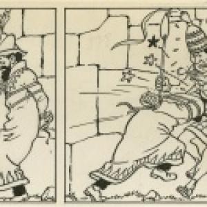 """Tintin"" Lot 355 (c) ""Herge-Moulinsart"" 2017"