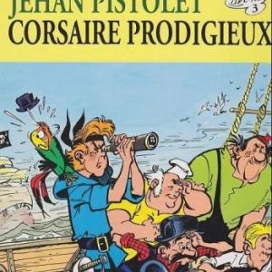 """En 1989, 1ere édition du 1er album, aux (c) """"Ed. Lefrancq""""/Albert Uderzo & Rene Goscinny"""