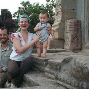 A 3 au Cambodge (c) C. Clocheret & F. Picard