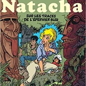 """Dernier album de """"Natacha"""" (c) Walthery/Ed. """"Dupuis"""", vendu sous une jaquette collector"""