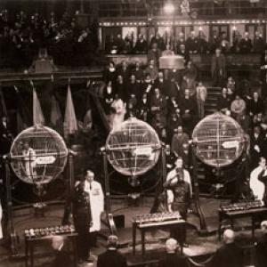 Les Tambours d un Tirage/1934