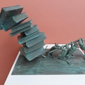 """""""Les Rats de Bibliotheque – Les Constructeurs"""" (c) Tom Frantzen"""