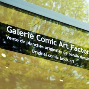 "(c) ""Comic Art Factory"""