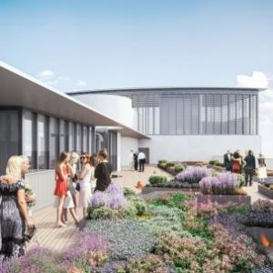 Son futur Espace fleuri (c) Province de Namur