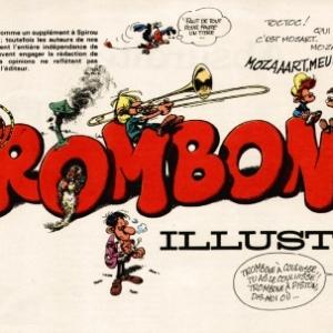 """""""Le Trombone Illustre"""" (c) """"Dupuis"""""""