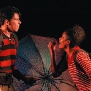 """""""Estaçao Paraiso"""", par la troupe """"Group Katharsis"""" (Sorocaba/Bresil)"""