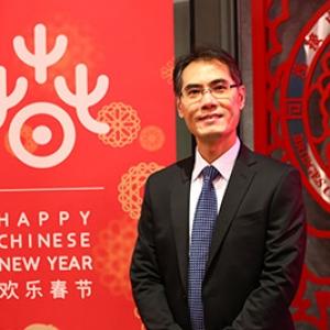 Yan Zhenquan, Directeur du Centre