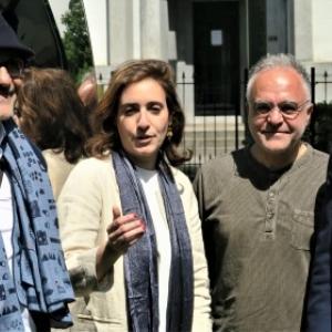 Jean Boghossian, Louma Salome, Nadim Karam et Philippe Close (c) Laszlo Arany