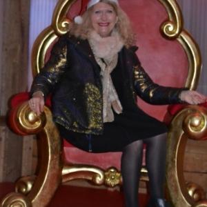 """Au """"Repaire des Rennes"""", Anne-Marie Salembier, Presidente du Conseil d'Administration de l """"Office du Tourisme"""" (c) Murielle Lecocq"""
