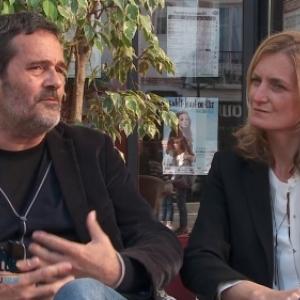 Colombe Savignac et Pascal Ralite