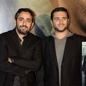 "Olivier Nakache & Eric Toledano, les realisateurs d' ""Hors Normes"""