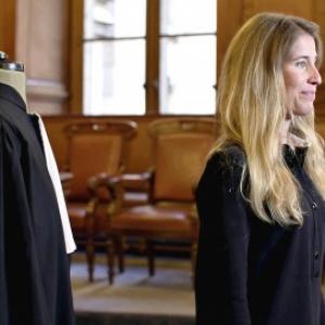 """Virginie Delalande, une avocate qui n entend pas sa propre voix (c) """"Chrysalide Productions"""""""