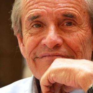 "Jacky Ickx, a Monaco, en 2019 (c) Philippe Cochereau/""Ouest-France"""