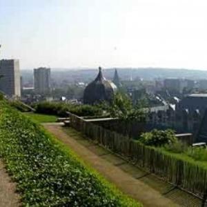 Coteaux de la Citadelle du Prix du Paysage en Belgique
