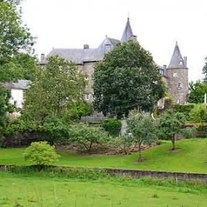 chateau de Tavigny - 8953