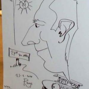 ING - caricature 8198