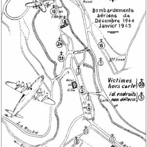 Houffalize en 1945