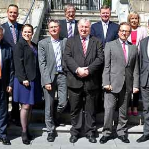 renforcement,cooperation,province,luxembourg ,communaute, germanophone