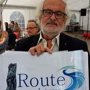 Jean-Marie GENIN mecene fondateur de la route des sculptures-9258