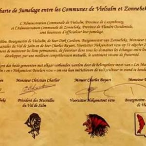 08-La Charte de jumelage