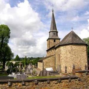 Cherain Eglise St-Vincent