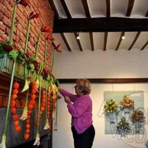 Belgian flower arrangement society -photo 160
