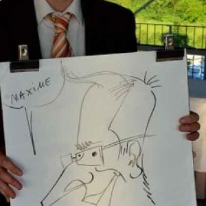 Caricature minute-4586