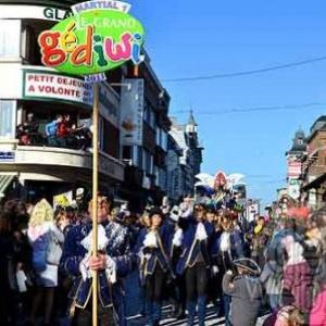 Pat'Carnaval Bastogne - video 01