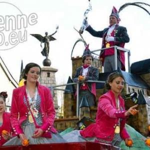 video 6-Carnaval de La Roche-en-Ardenne 2017- photo 2763