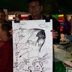 100 ans du garage Lambin-caricature-6594